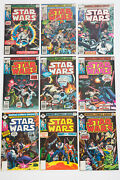 Star Wars 1-107 3 Annuals 3d And Jedi Extras - Complete Original Run - Updated