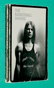 Carroll, Jim. The Basketball Diaries. First Issue. Signed By Tom Clark At Intro