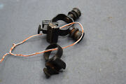 Unknown Antique Target Scope Rings Front And Rear Used Winchester