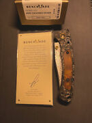 Gold Class Mini Crooked River 15085-201 482 Discontinued Damasteel