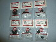 12 Couplers Lgb 64193 Type 2 American Knuckle Coupler Two Couplers/bag 6 Bags
