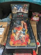 Star Wars The Force Awakens Pinball Machine With Sounds And Lights Rare Images