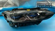 21 22 Bmw M3 M4 Competition Rh Oem Laser Led Headlight + Full Modules Parts Only