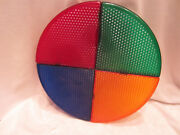 Vintage Color Wheel For Aluminum Christmas Tree - Wheel Only 12 Used
