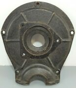 1 New Nos 1937-1948 Lincoln V12 Engine Timing Gear Cover Fomoco