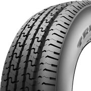 6 Tires Triangle Tr653 St 235/80r16 Load F 12 Ply Trailer