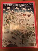 Time Magazine 2021 Worlds 100 Greatest Places Tucker Carlson Britney Spears