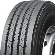 4 Tires Cavalry Ap600 285/75r24.5 Load G 14 Ply Steer Commercial