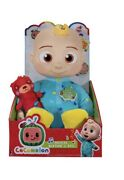 💤🍉cocomelon Musical Bedtime Jj Doll And Teddy Soft 10 Plush Singing Toy New🍉💤