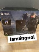 ✅xbox Series X- Halo Infinite Limited Edition Confirmed Pre-order Ships 11/22