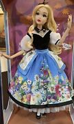 Disney Limited Edition Mary Blair Alice In Wonderland Doll In Hand Ready To Ship