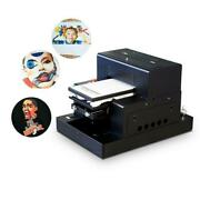 A3 Dtg Printing Machine Printer Flatbed For T-shirt Fabric Epson Automatic L1800