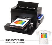 A3 Dtg Printer Flatbed T-shirt Printing Machine Automatic Direct To Garment
