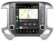 Linkswell Gen Iv Android Radio Replacement Head Unit Fits For Silverado And