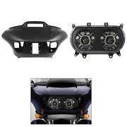 Inner Outer Fairing And Dual Led Headlight Fit For Harley Road Glide Fltrx 15-21