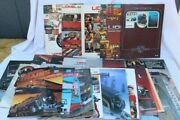 29 Lionel Toy Train Catalogs, 1975 To 1996 . Good Condition.