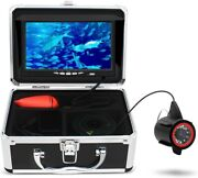 Underwater Fishing Camera Portable Video Fish Finder With 7 Inch Hd Lcd Monitor