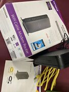 Netgear Docsis 3.0 Cable Modem Router Combo N300 Wifi C3000 - Fast Shipping