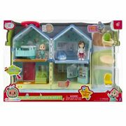 Cocomelon Deluxe Family House Playset Toy For Kids And Preschoolers