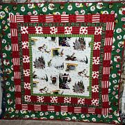 Classic How Quilt Handmade Double Sided