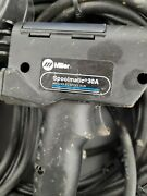 Miller Spoolmatic 30a Air Cooled Welding Spool Gun With Leads