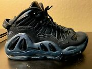 Nike Air Max Pippen 1 Black 2013 Basketball Shoes Men's Size 8.5