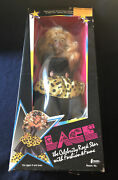 Vintage Lace African American The Celebrity Rock Star With Fashion And Fame Doll