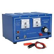 Jewelry Plater Electroplating Rectifier 30a Platinum Silver Gold Plating Machine