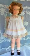 Vintage Original Ideal 35 Patti Playpal Doll Htf Orig. Outfit Orig. Shoes