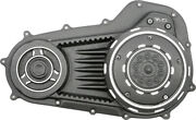Emd Big Twin Primary Cover Pctc/jd/bc Black Cut