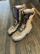 Nicks Builder Pro Work Boots Size 7.5 Ff Fit For Comfort Insole