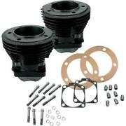 Sandamps Cycle Shovelhead Cylinder Kit - 88in. Displacement 91-9000