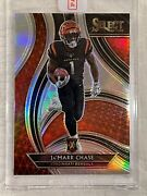 Jaandrsquomarr Chase 2020 Panini Select Xrc Silver Prizm Redemption 411 Wr1 Rc