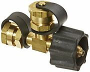 Marshall Excelsior Me412p Camping Propane Tee Adapter