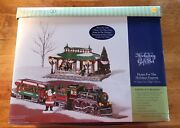 Dept 56 Snow Village Home For The Holidays Express Train 55320