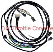 1964 - 1965 Corvette Wiring Harness Forward Lamp Us Made Reproduction C2 New
