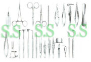 Lid Surgery Set Ophthalmic Medical Surgical Instruments Ey-040