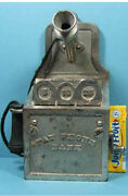 Price Cut, Orig. Old 1926 Pay Telephone Phone Bank Semi-mech N/plated Cast Iron