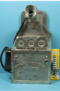 Price Cut Orig. Old 1926 Pay Telephone Phone Bank Semi-mech N/plated Cast Iron