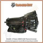 4l60e Transmission Stock Replacement 4x4 1998 - 2004