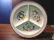 Villeroy And Boch Le Cirque Divided Hors Dand039oeuvre Dish 110 Value