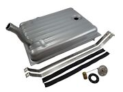 1955 Ford Thunderbird Gas Tank With Sending Unit And Straps