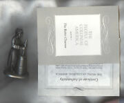 Franklin Mint Pewter Colonial America Butter Churner 3