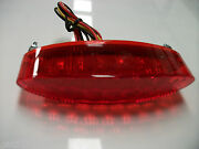New Led Motorcycle Rear Tail Stop Light Enduro Ktm Exc Crf Yzf Drz Wrf Xr Sxf