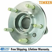 Timken Ha590085 Front Wheel Hub And Bearing Left Or Right For Buick Chevy Pontiac
