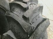 Two 16.9r28 Allis Chalmers 6060 Radial Tubeless R 1 Tractor Tires