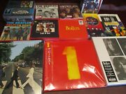 Beatles Abbey Road Deluxe Edition + 45 Box Singles And Usa Cd's + T-shirts + Bonus
