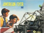 Lionel American Flyer 2012 Train Catalog S Gauge Train Engines Cars Track New