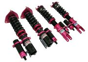 Megan Racing Spec-rs Coilovers Shocks Springs For Mitsu Evo 7/8/9 Viii Ix Ct9a