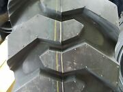 Two 14/17.5 Robertcat, Stubby Tail Cat Loader Skidsteer Rimguard 14 Ply Tires